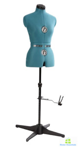 Pinnable Dress Form Adjustable Mannequin Female Stand Display Sewing Tool Small