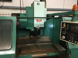 Matsuura Mc760 Cnc Machining Center Milling Machine
