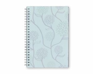 Blue Sky Rue Du Flore 5 X 8 Weekly monthly Planner 2017