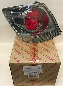 Lexus Oem Factory Drivers Rear Outer Tail Lamp 2004 2005 Is300 Sportcross
