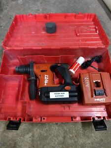 Hilti Te 6 a36 avr Lithium ion Cordless Rotary Hammer Drill Charger