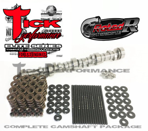 Tick Performance Ls2 Cam Kit Camshaft Valve Springs Pushrods Package Gm Lsx