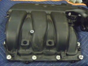New Takeoff 11 15 Ford Explorer Lincoln Mkx Upper Intake Manifold Oem 3 5l 3 7l