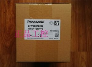1pc Panasonic Inverter Bfv00072gk 1phase 200v 0 75kw Brand New Fm