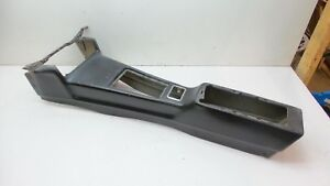 70 81 Firebird Trans Am Original Black Auto Center Console Automatic