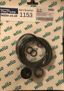 Wilo Mechanical Seal 4027301 Mvi2 4 8 16 6 Inch Ep120 Kit 1153