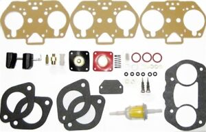 Weber 40 44 48 Idf Empi 40 44 Hpmx Master Carb Rebuild Kit Pair For 2 Car