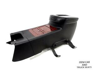 Gm Oem Tahoe Yukon Center Console 2007 2008 2009 2010 2011 2012 2013 2014