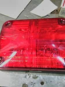 Used Whelen 900 Series Super led 90rr5scr Red Red 01 06841376cr