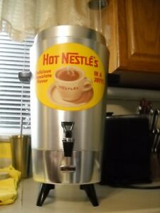 Vintage Nestles Hot Chocolate Machine used Once Built In 1959