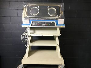 Airshields Isolette Infant Incubator C300 Tested And Works