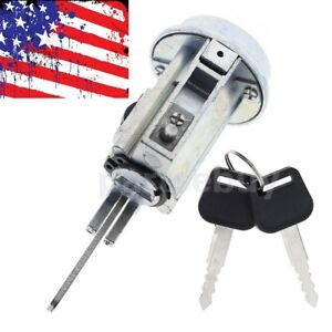 Ignition Switch Lock Cylinder Keys For Toyota 4runner Tacoma 95 04 69057 35070