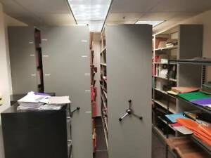 Medical Chart Shelving library law Firm Rolling Metal Filing Cabinets Bookcase
