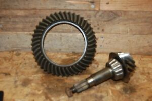 Dana 44 Front Axle Differential Ring And Pinion 3 50 1978 1979 Ford Truck