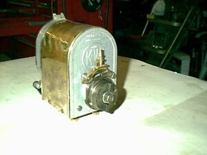 4 cylinder K w Tractor Truck Magneto Avery Aultman Taylor Minneapolis