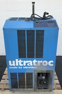 Ultra Troc Ultrafilter Htd 0125 60 Refrigerated Compressed Air Dryer