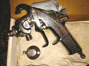 Snap on Bf 501 Paint Spray Gun Sharpe Binks Devilbiss