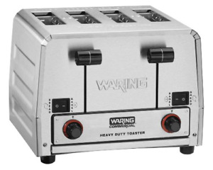 Waring Commercial Wct850 Heavy Duty Stainless Steel Switchable Combination With