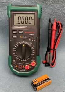 Mastech Ms8265 4 1 2 Digital Multimeter K
