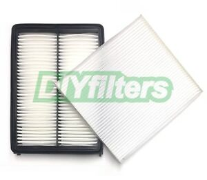 Combo Set Engine Cabin Air Filter For 17 18 Santa Fe Sport Only Us Seller