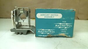 Magnetrol Mercury Switch Assembly