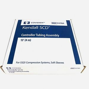 Covidien Ref 5378a Kendall Scd Tubing For 5325 Compression System 13 4 M