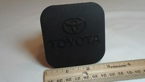 Toyota Rubber Trailer Tow Hitch Opening Cover Plug