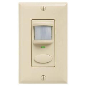 Lithonia Wsd iv Vacancy Motion Sensing Wall Switch