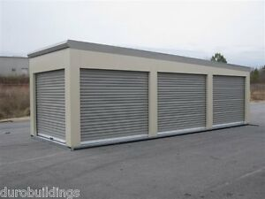 Duro Steel Janus 9 w By12 t Econmical Commercial 1950 Series Roll up Door Direct