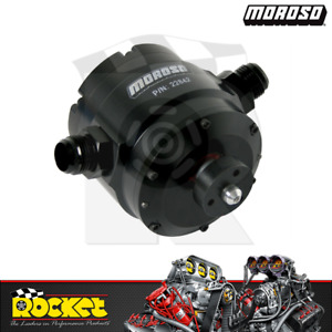 Moroso Enhanced Design 4 Vane Race Vacuum Pump Mo22842