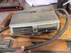 Vintage 1960s Mark Iv Monitor Underdash Floor Mount A c Air Conditioner Unit
