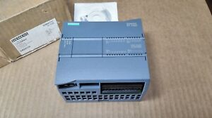 New Siemens 6es7214 1he30 0xb0 Compact Cpu Module Simatic S7 1200