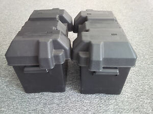 Battery Box Qty 1 Left Attwood Power Guard 27 9067 1