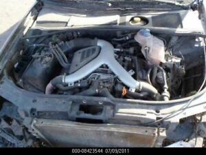Driver Side Turbo Supercharger Assembly 2 7l Fits 01 05 Audi A6 185507