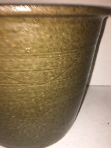 Antique Southern Pottery Incised Stoneware Crock Rare Form 2 Gallon