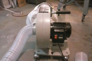 Delta Ap300 3 4 Hp 680 Cfm Wood Dust Collector With Dust Bag