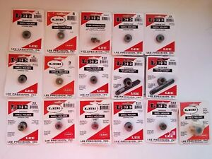 16 * LEE AUTO PRIME HAND PRIMING TOOL SHELL HOLDERS * NEW! - Free Shipping!