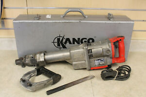 Kango 900b Demolition Hammer With Case Pre owned Free Shipping