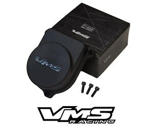 Vms Racing Black Distributor Cap Delete For Acura Integra Type r B18c5