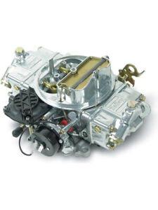 Holley Street Avenger Carburettor Cfm 770 Square Bore Silver 0 80770
