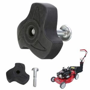 Universal Lawnmowers Handle Wing Nut Power Equipment Part Wingnut Lawn Mower