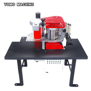 My60 portable manual curve woodworking edge banding machine bander
