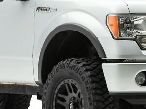 For 2009 2011 2012 2013 2014 Ford F150 Abs Fender Flares Wheel Protector Oelook