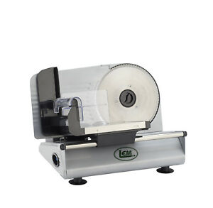 7 5 Belt Driven Slicer Electric Meat And Cheese Slicer Deli Food Cutter
