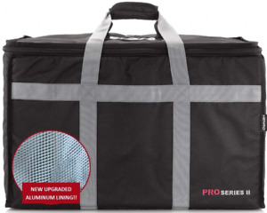 Insulated Commercial Food Delivery Bag Professional Hot cold Thermal Carrier