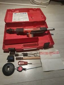 Hilti Dx 351 ct Powder Actuated Tool With Some Accessories Free Shipping