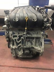2011 Nissan Cube 1 8l Complete Engine Assembly