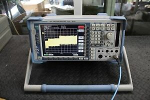 Rohde Schwarz Fsp38 Spectrum Analyzer 9 Khz To 40 Ghz Calibrated R s Fsp