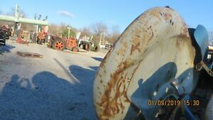 601 801 901 2000 3000 4000 2600 3600 2610 3610 2810 Ford Tractor Fender