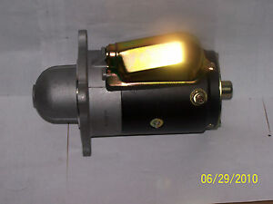 Ford 2000 3000 4000 5000 Gas Starter